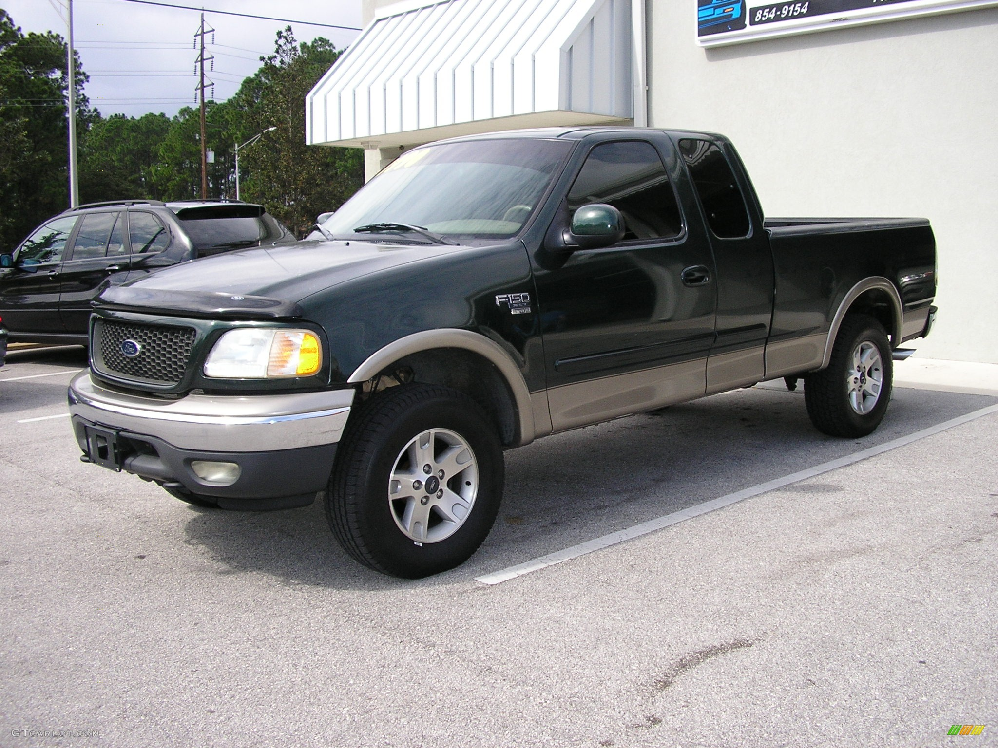2001 ford f150 colors. dark highland green metallic ford f150 2001 colors z