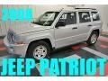 Bright Silver Metallic 2008 Jeep Patriot Sport