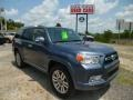2011 Shoreline Blue Pearl Toyota 4Runner Limited 4x4 #95652996