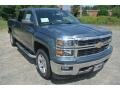 Blue Granite Metallic 2014 Chevrolet Silverado 1500 Gallery