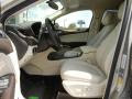 2015 Lincoln MKC White Sands Interior Front Seat Photo