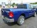 Blue Streak Pearl Coat - 1500 Big Horn Quad Cab 4x4 Photo No. 6