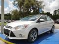 Oxford White 2014 Ford Focus Gallery