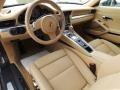 2012 Macadamia Metallic Porsche 911 Carrera S Cabriolet  photo #14