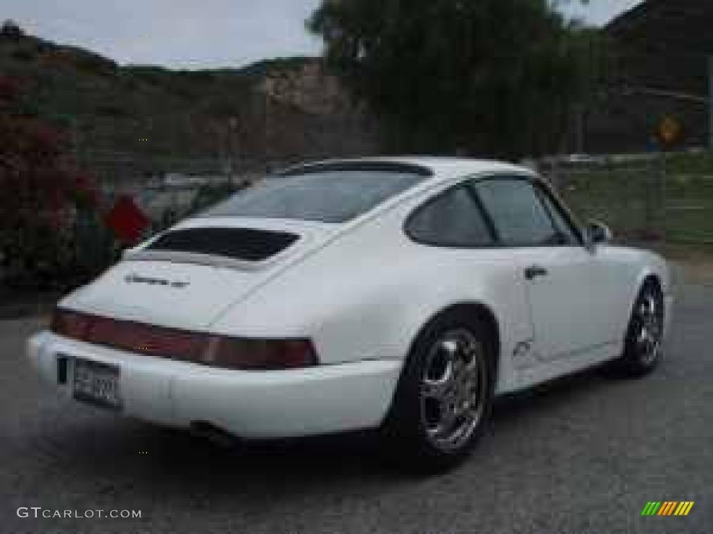1989 grand prix white porsche 911 carrera 4 coupe 924527. Black Bedroom Furniture Sets. Home Design Ideas