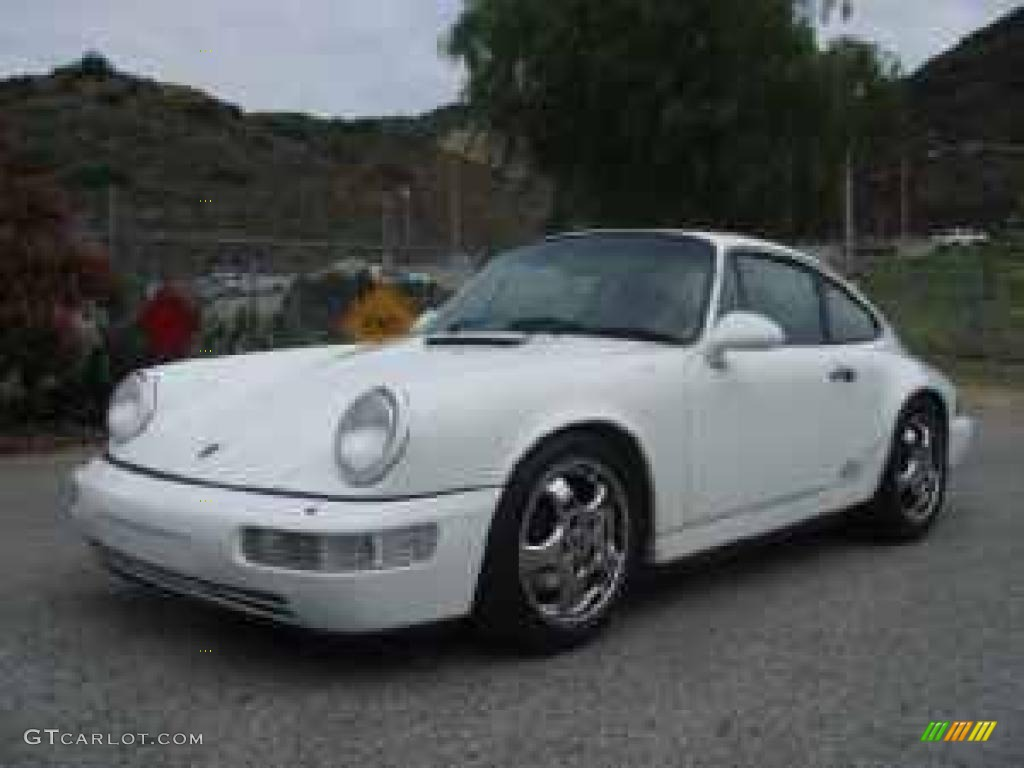 1989 grand prix white porsche 911 carrera 4 coupe 924527 photo 3 car color. Black Bedroom Furniture Sets. Home Design Ideas