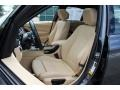Venetian Beige Front Seat Photo for 2014 BMW 3 Series #95709425