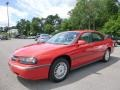 2000 Torch Red Chevrolet Impala   photo #1