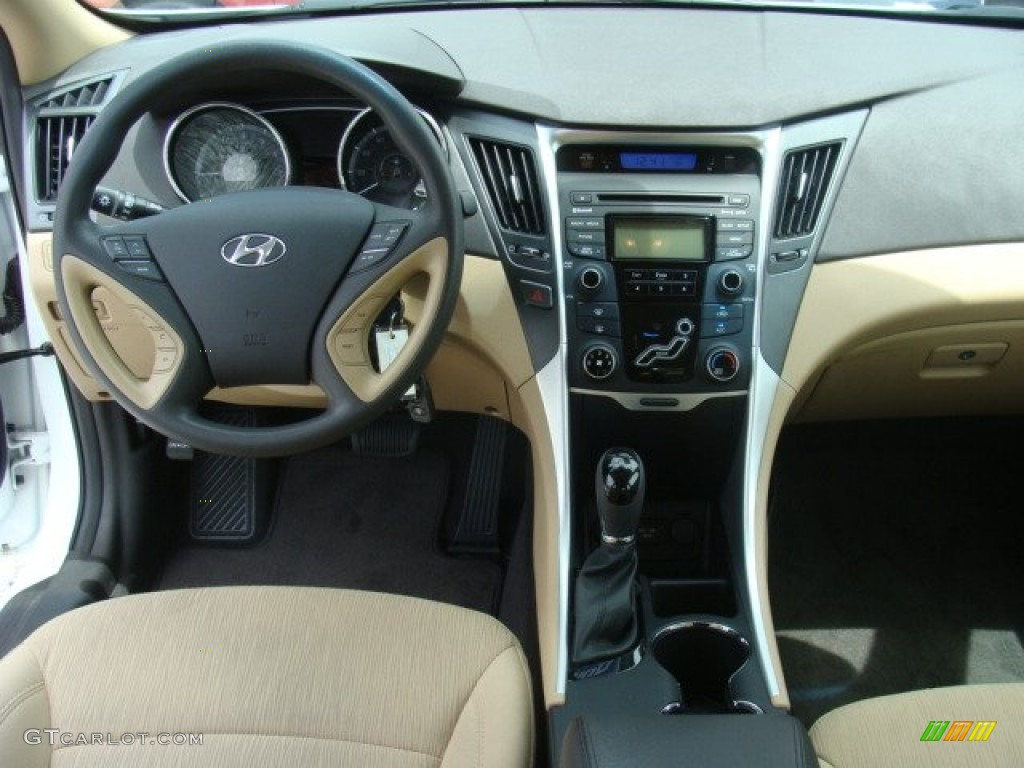 2013 Hyundai Sonata Gls Dashboard Photos