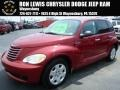 Inferno Red Crystal Pearl 2006 Chrysler PT Cruiser Gallery