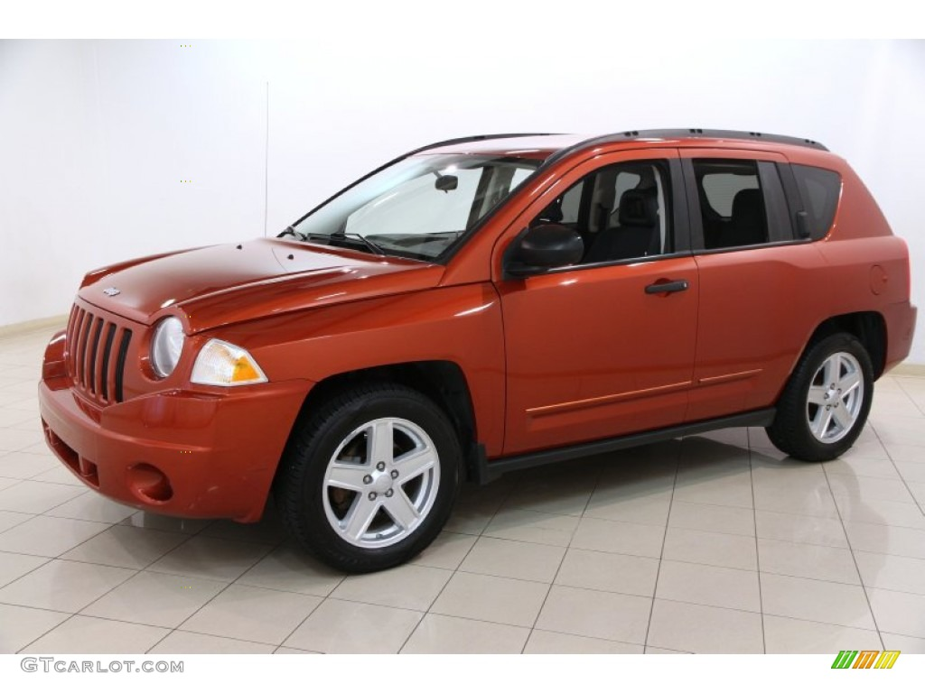 2008 jeep compass sport 4x4 exterior photos. Black Bedroom Furniture Sets. Home Design Ideas
