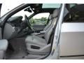 Grey 2008 BMW X5 Interiors