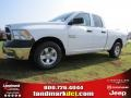 2014 Bright White Ram 1500 Tradesman Quad Cab #95734102