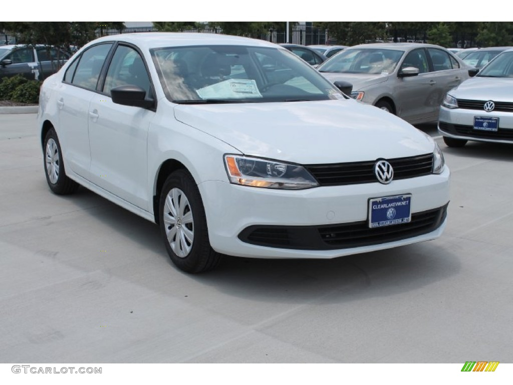 2014 pure white volkswagen jetta s sedan 95734462 photo. Black Bedroom Furniture Sets. Home Design Ideas