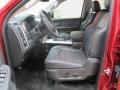 2012 Deep Molten Red Pearl Dodge Ram 1500 Sport Crew Cab 4x4  photo #17