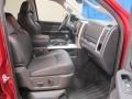 2012 Deep Molten Red Pearl Dodge Ram 1500 Sport Crew Cab 4x4  photo #23