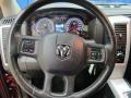 2012 Deep Molten Red Pearl Dodge Ram 1500 Sport Crew Cab 4x4  photo #36