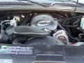 2002 Onyx Black Chevrolet Silverado 1500 LS Extended Cab 4x4  photo #11