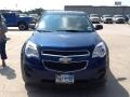 2010 Navy Blue Metallic Chevrolet Equinox LS  photo #1