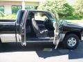 2002 Onyx Black Chevrolet Silverado 1500 LS Extended Cab 4x4  photo #29