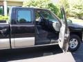 2002 Onyx Black Chevrolet Silverado 1500 LS Extended Cab 4x4  photo #30