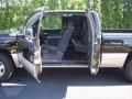 2002 Onyx Black Chevrolet Silverado 1500 LS Extended Cab 4x4  photo #31