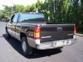 2002 Onyx Black Chevrolet Silverado 1500 LS Extended Cab 4x4  photo #40