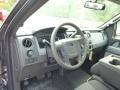 Sterling Grey - F150 STX Regular Cab 4x4 Photo No. 11