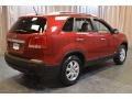 2011 Spicy Red Kia Sorento LX AWD  photo #15