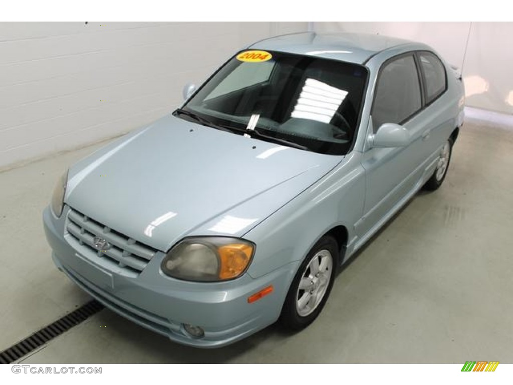 2004 silver mist hyundai accent gt coupe 95804059. Black Bedroom Furniture Sets. Home Design Ideas