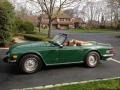 British Racing Green 1976 Triumph TR6 Roadster