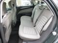 Earth Gray Rear Seat Photo for 2015 Ford Fusion #95835955