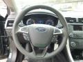 Earth Gray Steering Wheel Photo for 2015 Ford Fusion #95836114