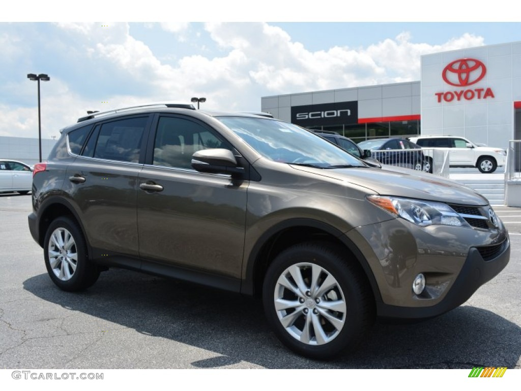 2014 pyrite mica toyota rav4 limited 95831760 car color galleries. Black Bedroom Furniture Sets. Home Design Ideas