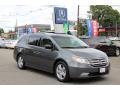 Polished Metal Metallic 2013 Honda Odyssey Touring