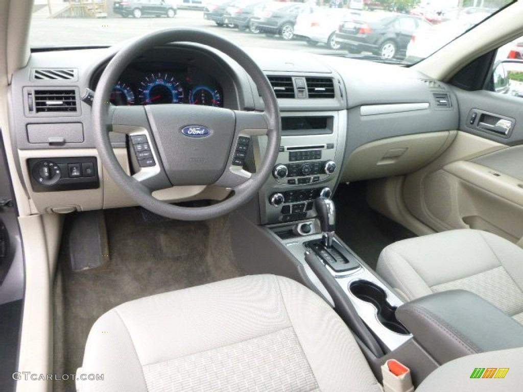 2012 Ford Fusion SE Interior Color Photos
