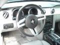 2007 Windveil Blue Metallic Ford Mustang V6 Premium Coupe  photo #5