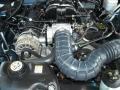 2007 Windveil Blue Metallic Ford Mustang V6 Premium Coupe  photo #19