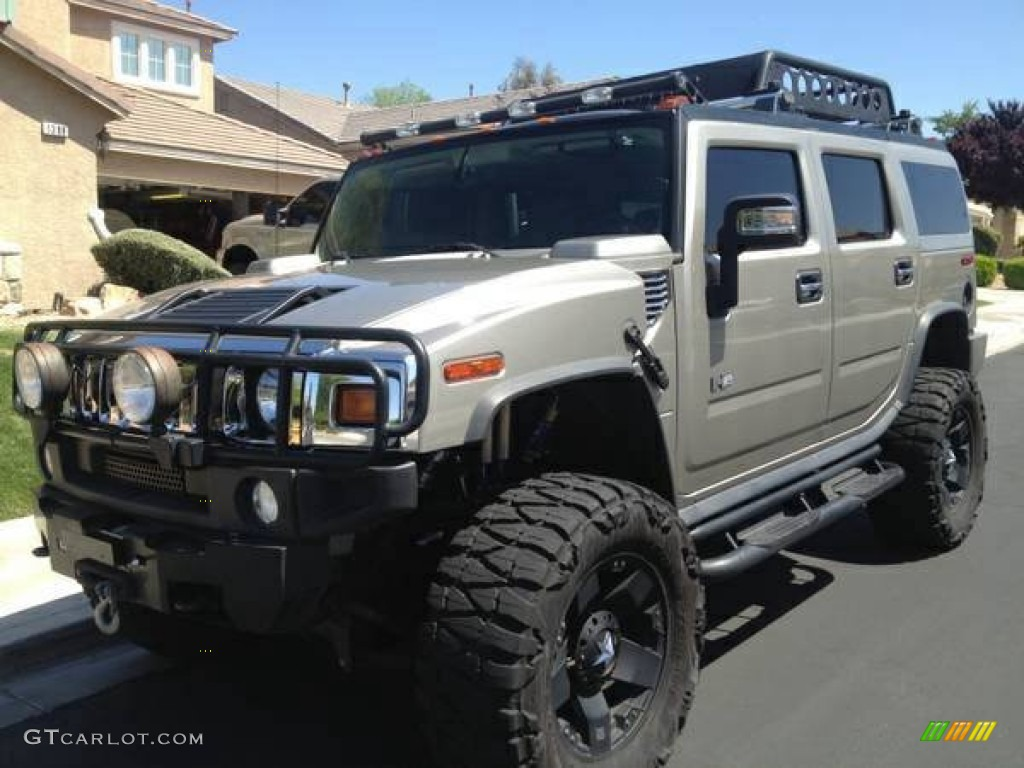 2004 pewter metallic hummer h2 suv 95868938 gtcarlot car pewter metallic hummer h2 vanachro Image collections