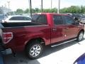 2014 Ruby Red Ford F150 XLT SuperCrew  photo #1