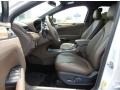 Hazelnut Front Seat Photo for 2015 Lincoln MKC #95877622