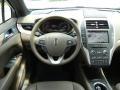 2015 Lincoln MKC Hazelnut Interior Dashboard Photo