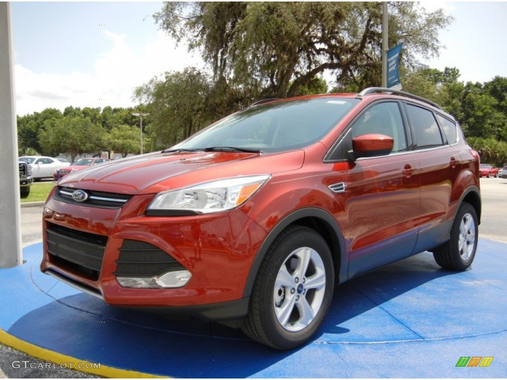 2014 Escape SE 2.0L EcoBoost - Sunset / Medium Light Stone photo #1