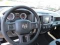 Black/Diesel Gray Dashboard Photo for 2014 Ram 1500 #95888323