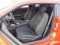 Black Front Seat Photo for 2015 Chevrolet Camaro #95896399