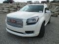White Diamond Tricoat - Acadia Denali AWD Photo No. 2