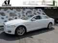 Polaris White 2014 Jaguar XJ Gallery