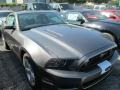 Sterling Gray 2014 Ford Mustang Gallery