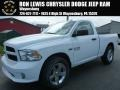 2014 Bright White Ram 1500 Express Regular Cab 4x4 #95906607