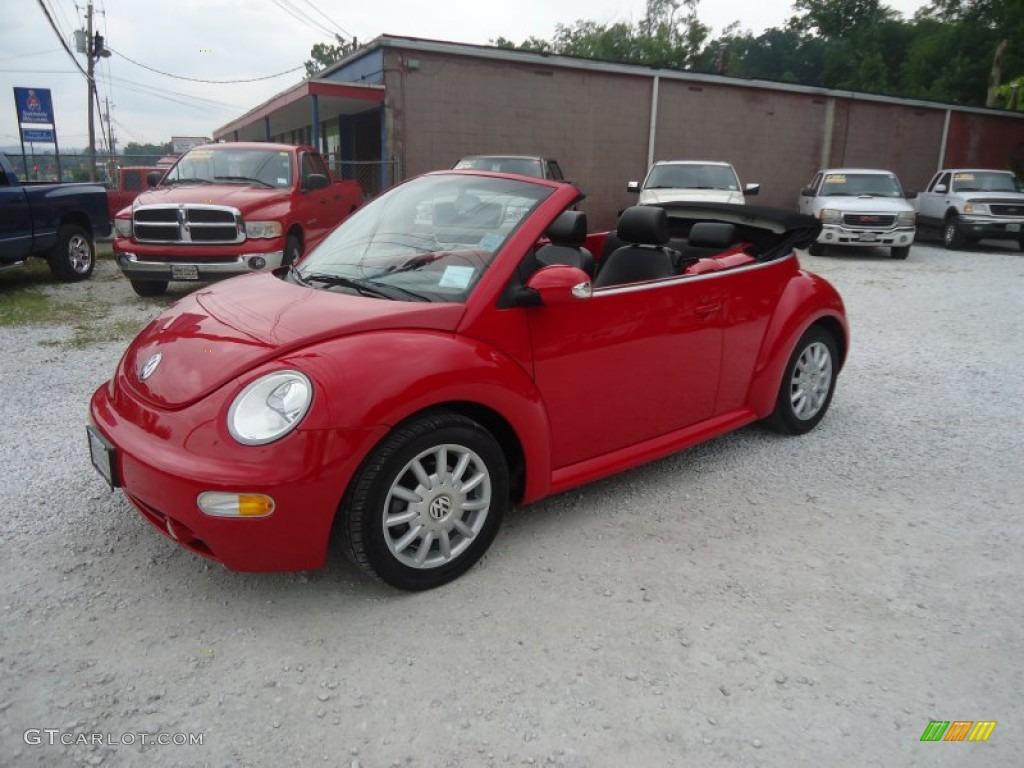 2005 Volkswagen New Beetle Gls Convertible Exterior Photos